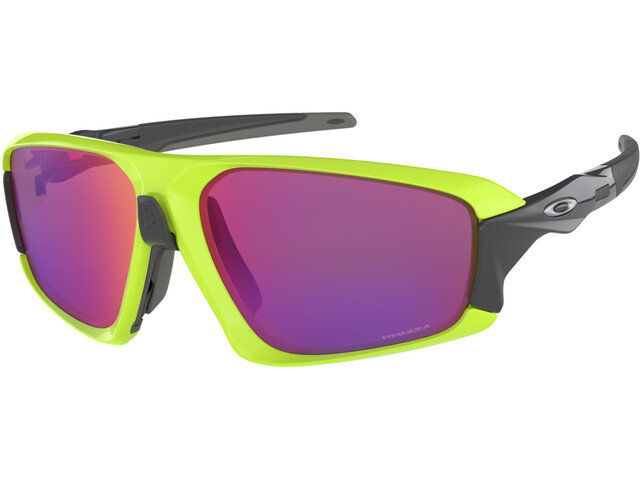 Oakley Field Jacket Sunglasses Retina Burn/Prizm Road